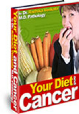 Product picture Your Diet and Cancer